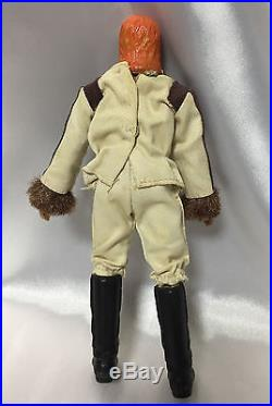 Bullmark Dr Zaius Planet of the Apes MEGO Japanese figure vintage 8 toy MIB new