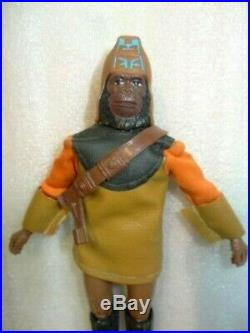 CIPSA planet of the apes GENERAL URKO MEXICAN VERSION RARE VARIANT