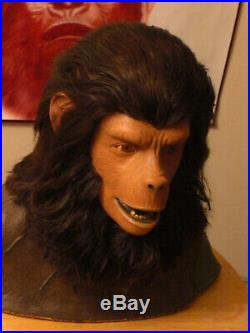 CORNELIUS PLANET OF THE APES Lifesize BUST CLASSIC dvd cd figure Roddy McDowall