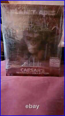 Caesars Warriors Planet Of the Apes Collectors Edition Bust