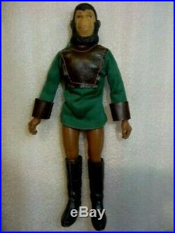 Cipsa Mego Planet Of The Apes Cornelius Mexican Version Rare Variant Htf