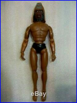 Cipsa Mego Planet Of The Apes General Urko Mexican Version Rare Variant Htf