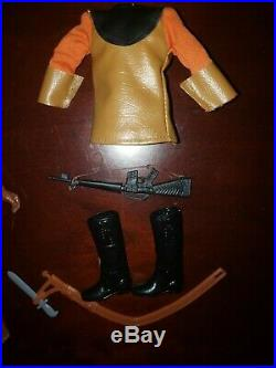 Cipsa Planet of the Apes GENERAL URKO action figure Mego Mexico hard to find