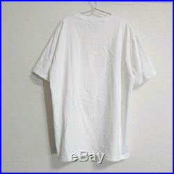 Collaboration bape Ap x Planet of the Apes T-shirt White Men's M from Japan