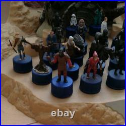 Complete Bottle Cap Collection set Planet of the Apes PEPSI stage #3