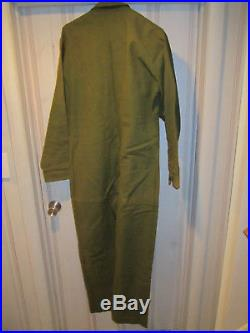 Conquest of the Planet of the Apes Chimp Jumpsuit (POTA Green Jumpsuit)