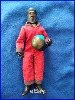 Custom Mego 8 Conquest of the Planet of the Apes SANDY COLLORA PRO PAINT SCULPT