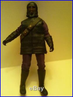 Custom Mego 8 Planet of the Apes SOLDIER APE SANDY COLLORA