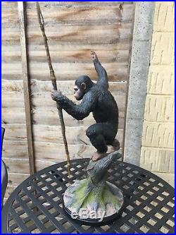 DAWN OF THE PLANET OF THE APES REGULAR CEASAR 1/4 SCALE STATUE Sideshow 65/250