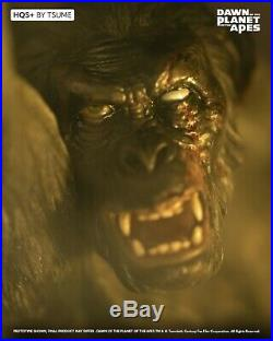 Dawn Of The Planet Of The Apes Ape Not Kill Ape Hqs+ Tsume New. Pre-order