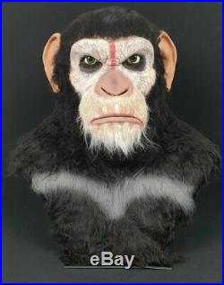 Dawn of the Planet of the Apes Ceasar Warrior 11 Life size bust
