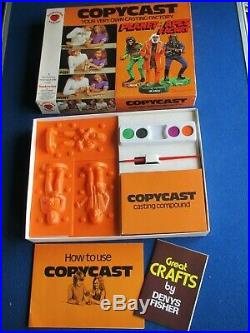 Denys Fisher (UK) Planet of the Apes COPYCAST kit 1975 Totally unused