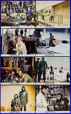 ESCAPE FROM THE PLANET OF THE APES orig 1971 color lobby still set KIM HUNTER