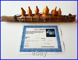 Extremely Rare! Planet of the Apes Original Screen Used Ape Food Movie Prop