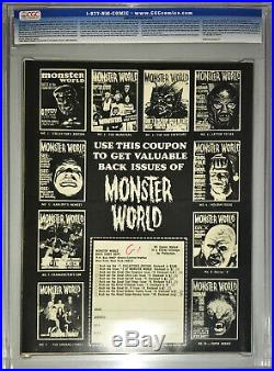 Famous Monsters Of Filmland # 80 (beneath The Planet Of The Apes)