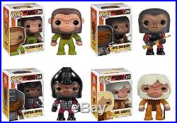 Funko POP Vinyl Planet of the Apes Limited Only Set Ebay Worldwide (Sealed)