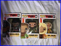 Funko Pop! Movies Planet Of The Apes Bundle (Rare)