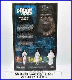 General Ursus Leader Beneath the Planet of the Apes Sideshow 12 Figure MISB