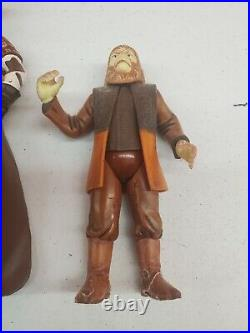 Hideous Mutant Freekz Figure lot freaked movie cheech Chong planet of the Apes