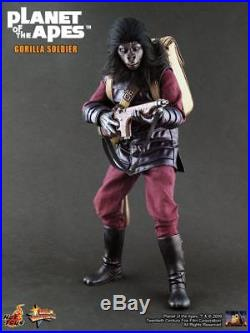 Hot Toys 1/6 Planet of the Apes Gorilla Soldier MMS88 Japan