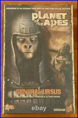 Hot Toys 1/6 Scale Planet of the Apes General Ursus MMS87 Japan