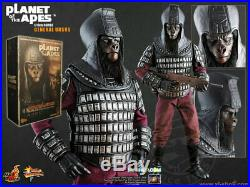 Hot Toys 1/6 Scale Planet of the Apes General Ursus MMS87 Japan #L04