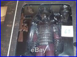 Hot Toys MMS87 MMS 87 Planet of the Apes General Ursus NEW US Seller