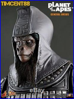Hot Toys MMS87 Planet of the Apes 1/6 General Ursus 12 inch Action Figure New