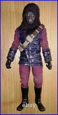 Hot Toys MMS88 Planet of the Apes GORILLA SOLDIER 1/6 Scale Action Figure