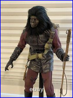 Hot Toys MMS 88 Planet of the Apes Gorilla Soldier 12 inch Action Figure 12