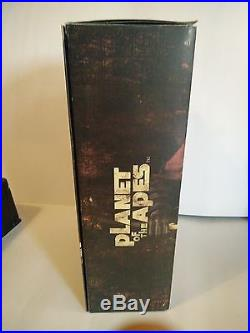 Hot Toys Planet of the Apes GORILLA SOLDIER 12 inch Action Figure Sideshow 2009