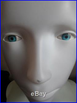 I ROBOT SONNY HEAD full sized display piece