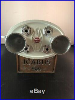Icarus Planet of the Apes Spaceship 1/39 Scale- Not Wilco
