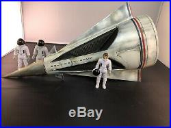 Icarus Planet of the Apes Spaceship / Spacecraft Escape from POTA/ TV Version