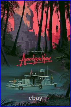Laurent Durieux Planet of the Apes + Apocalypse Now River & Jungle (3 Prints)