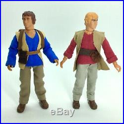 MEGO Custom Planet of the Apes Alan Verdon & Peter Burke 8 TV Accurate Figures