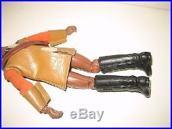 MEGO PLANET OF THE APES CIPSA GENERAL URKO 8 FIGURE FROM MEXICO 1970's RARE