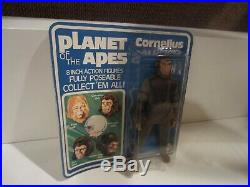 MEGO PLANET OF THE APES CORNELIUS MOC 1970's VINTAGE- UNPUNCHED CARD