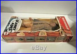 MEGO PLANET OF THE APES CORNELIUS Peter Burke Astronaut Mint in Box 70's -RARE