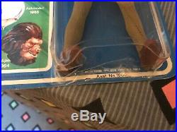 MEGO PLANET OF THE APE CORNELIUS MOC UNPUNCHED 70s