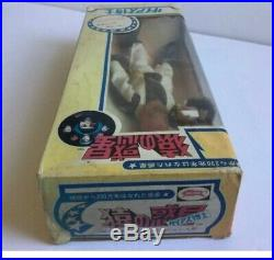 MEGO Planet Of The Apes Bullmark Japan Dr. Zaius 1970s Mint In Box
