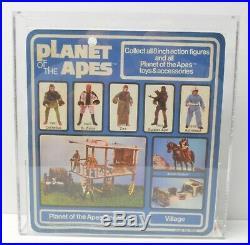 MEGO Planet of the Apes Cornelius action figure VINTAGE AFA 8.5 NM+