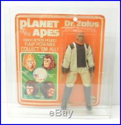 MEGO Planet of the Apes Dr. Zaius action figure VINTAGE NIP with Display case