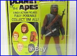 MEGO Planet of the Apes GENERAL URSUS action figure VINTAGE NIP with Display case