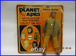 MEGO Planet of the Apes Peter Burke OVP