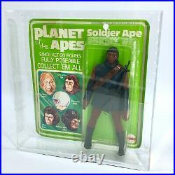 MEGO Planet of the Apes SOLDIER APE 8 Original Sealed T1 Figure 1974
