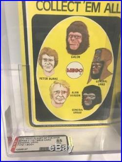 MEGO Planet of the Apes action figure Pota General URKO AFA 85 RARE 1975