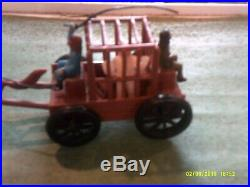 MPC plastic rare jail friction wagon Planet of the Apes (1975)Multiple Toy Maker