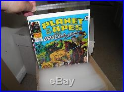 Marvel UK Planet of the Apes Weekly FULL SET 1-123 HIGH GRADE Outstanding