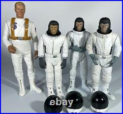 Medicom 13 Planet of the Apes Ultra Detail Action Figures